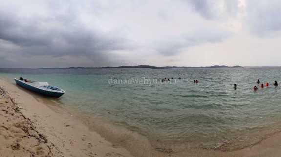 Selamat Datang di Pulau Berlasan Pasir