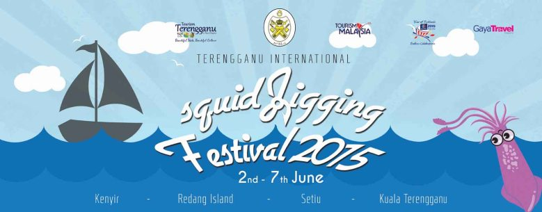 Tulisan ini merupakan farm trip Terengganu Internasional Squid Jigging Festival 2015 , 2-7 Juni 2015.  Undangan  Tourism Terengganu and Gaya Travel Magazine.