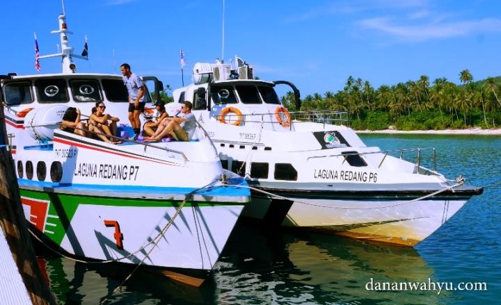 jeti Laguna Resor