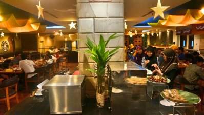 suasana buka puasa di Harmoni Hotel, Nagoya