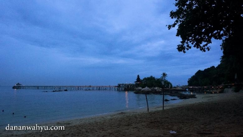 pantai Turi Beach lokasi yang cocok untuk berbarbeque