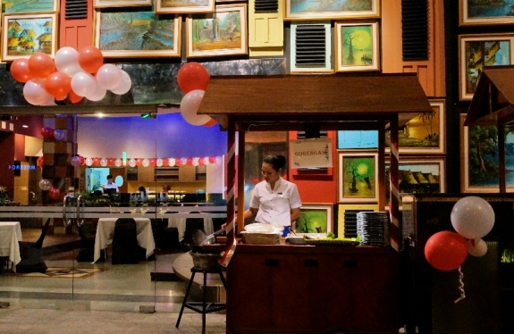 Tribute to Heroes Dinner Allium Batam Hotel