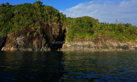pulau Tenggiling, salah satu pulau cantik Anambas