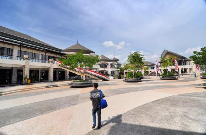Plasa Lagoi Pulau Bintan - kawasan wisata lengkap Lagoi