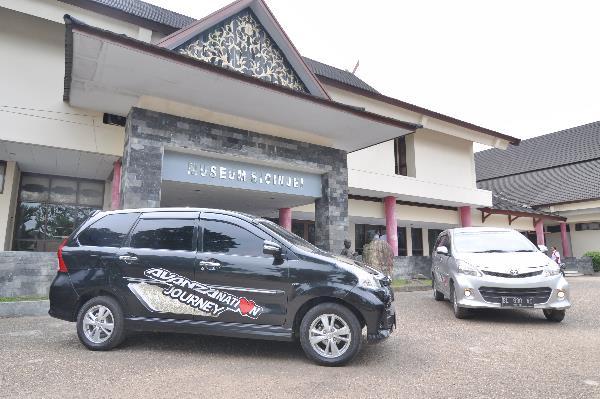 Museum Negeri Jambi di Telanaipura