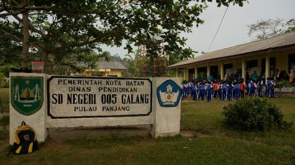 SD Negeri 005 Pulau Galang