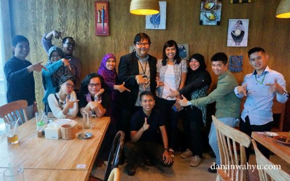 Hai kami Blogger Batam :D