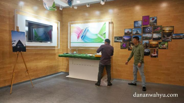 Persipan FYI Experience Tour, Batam di Mega Mall