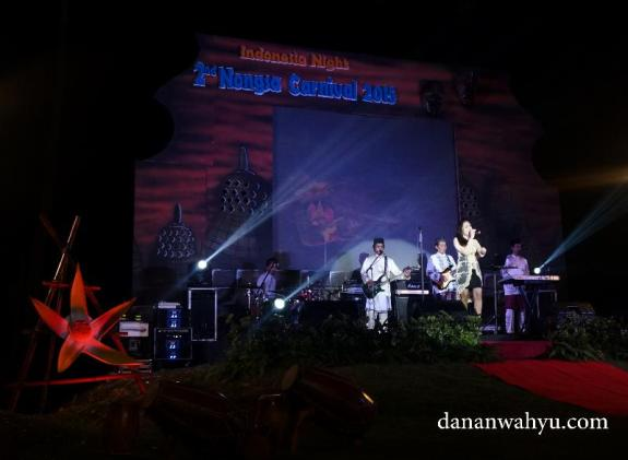 Selamat datang di Indonesia Night 2nd Nongsa Carnival 2015