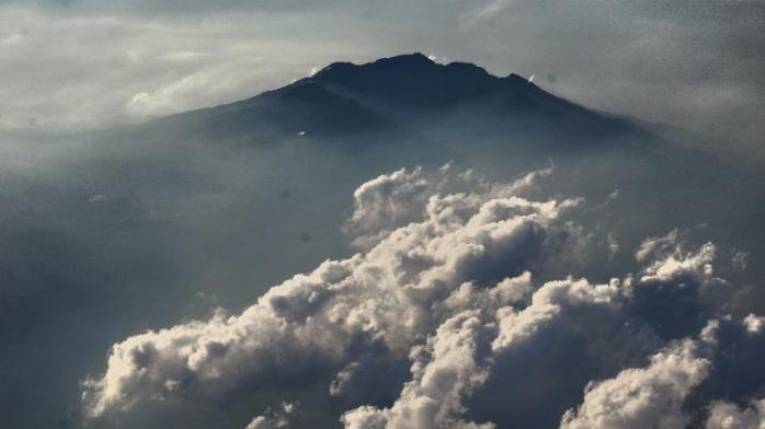Gunung Merapi Sumatra Barat