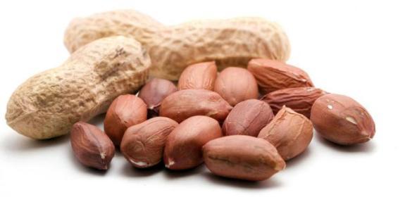 kacang tanah merupakan bahan utama bumbu gado-gado