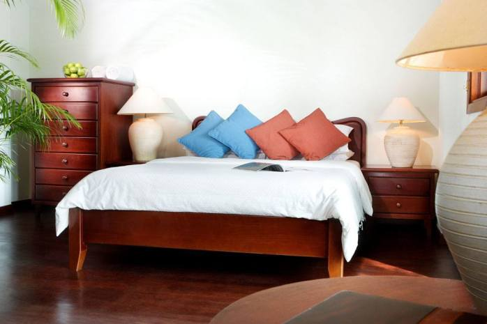 kamar Villa Banyu Biru (http://www.nirwanagardens.com)