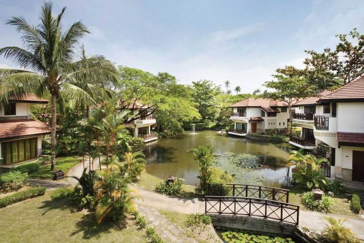 Villa Banyu Biru (sumber: http://www.nirwanagardens.com)