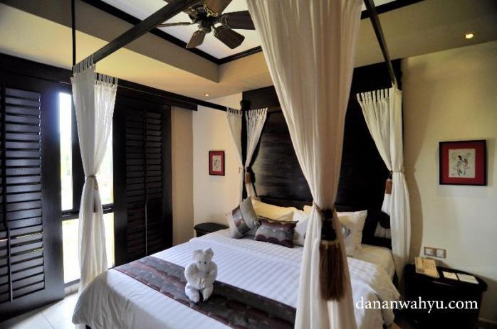 tempat tidur deluxe premier room