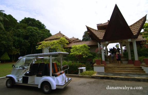 parkir Indra Maya Villas
