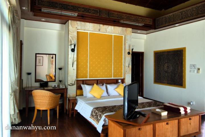 desain nyaman Indra Maya Villas