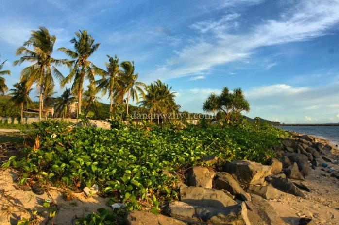 pantai Saburai, Sebalang - Lampung Selatan