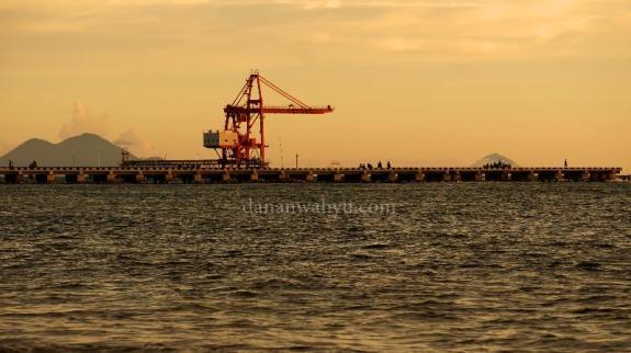 pelabuhan PLTU Sebalang
