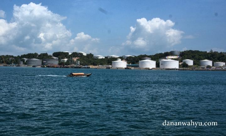 pulau Sambu menyambut pertama kali menjejakan kaki di Belakang Padang