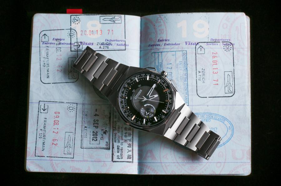 memilih jam piknik (sumber: http://www.citizenwatch.com)