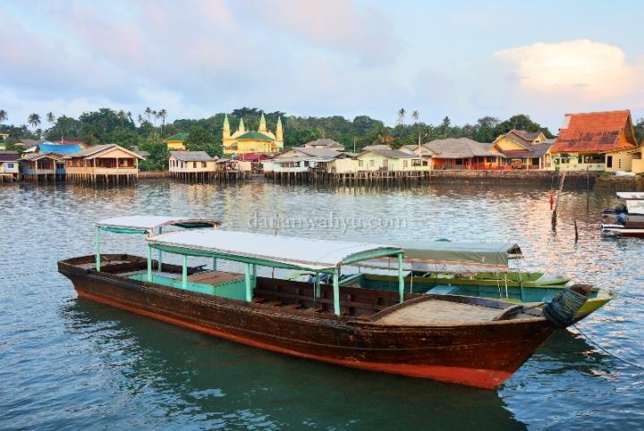 pulau Penyengat , romantisme dan kemasyuran negeri Melayu