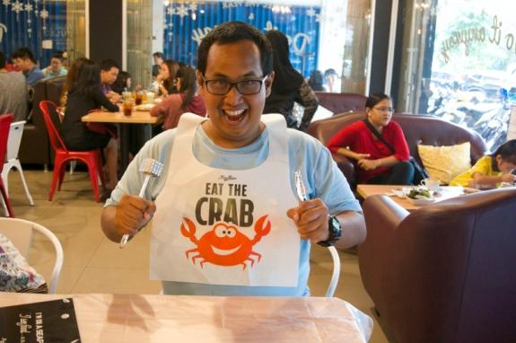 Ho... Ho... Ho... Aku siap meng-gang bang seafood