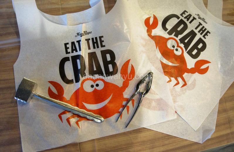 Eat The Crab Kopi Raya