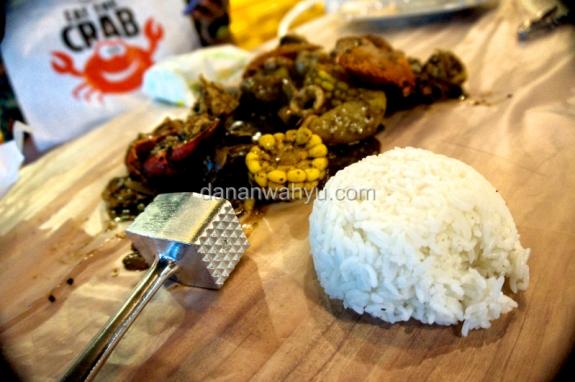 Siap disantap bersama nasi