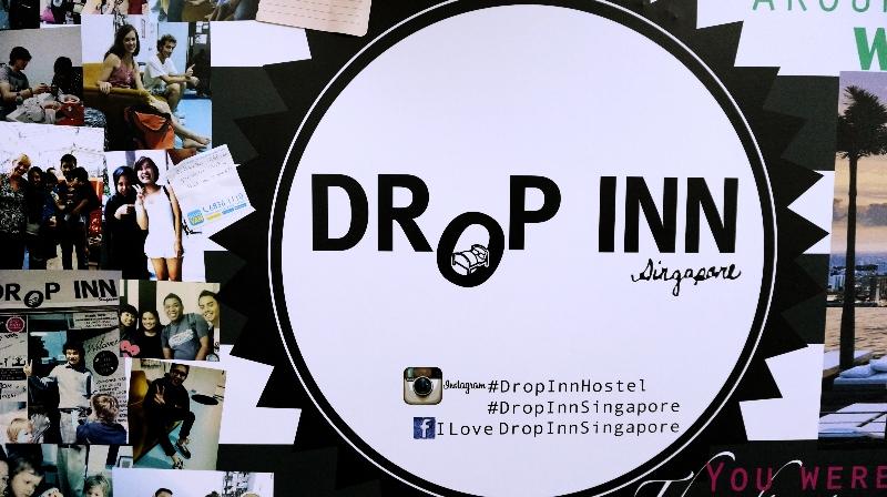 Drop Inn Hostel Keluarga Little India