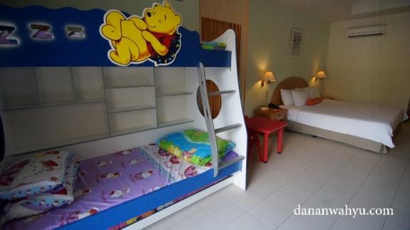 hotel keluarga bagi seluruh anggota keluarga