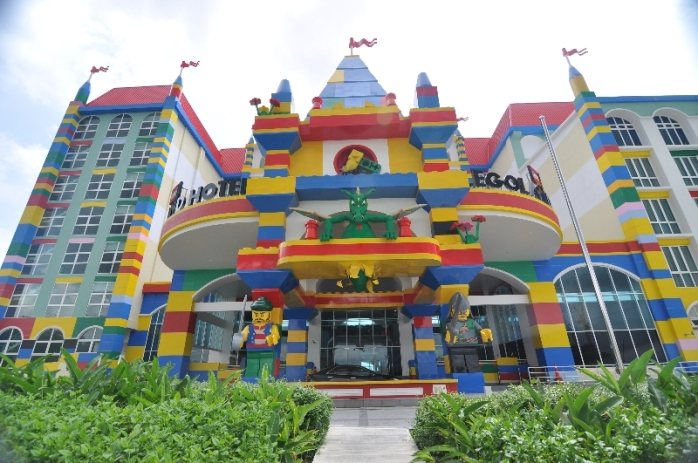 hotel Legoland , Nusa Jaya - Johor Bahru
