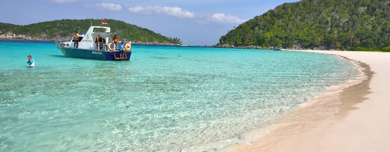 pulau penjalin anambas kepulauan riau