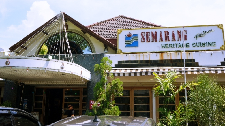 Semarang International, Family & Garden Restaurant