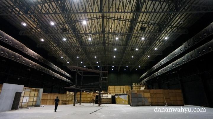 sound stage 2, pernah menjadi yang tebesar di Asia Tenggara
