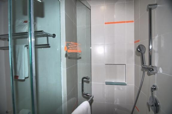 kamar mandi dengan shower