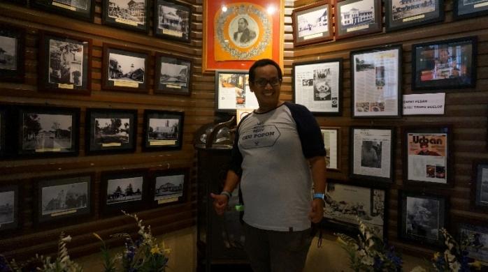 Foto di Pojok Heritage diperbarui setiap tiga bulan