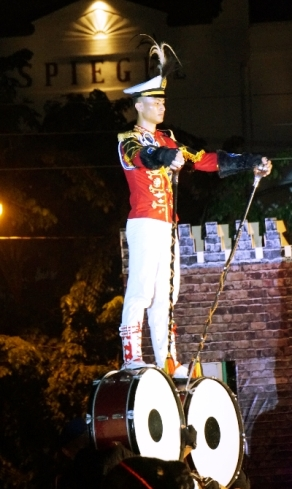 Mayoret Marching Band Taruna PIP