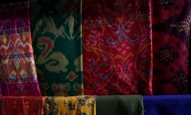 kain gringsing, kain tradisional termahal di Indonesia
