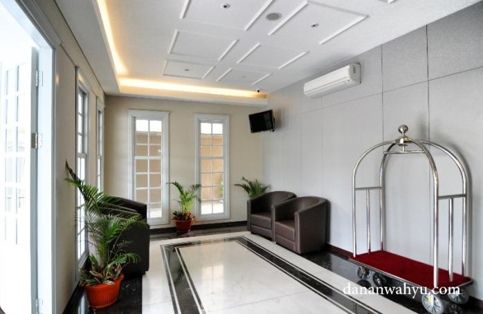 lobi  Grand Tebu Hotel