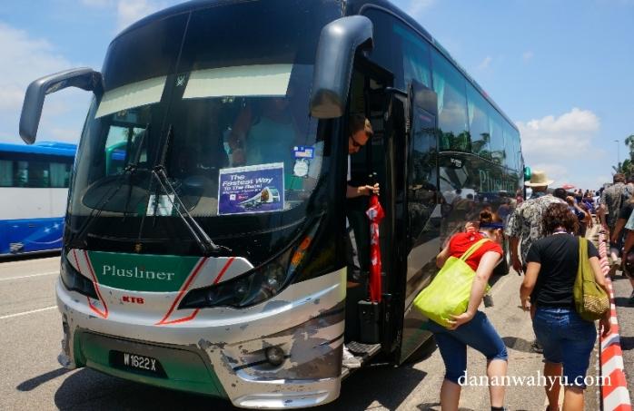 Bus KLIA Transit Transfer Package , transportasi cepat menuju Sepang