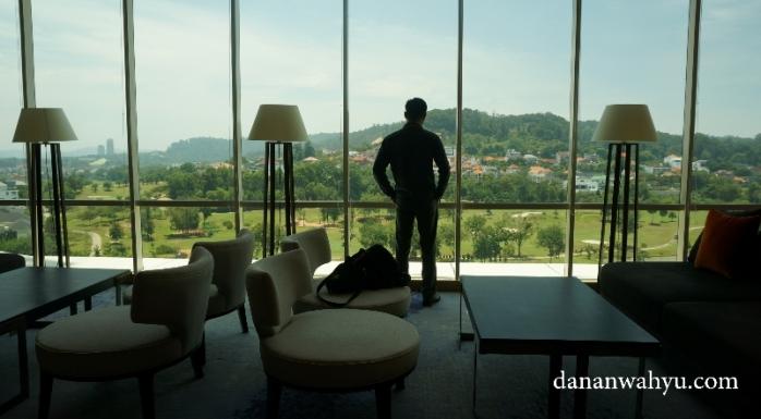 tempat rahasia di Radisson Golf & Convention Center Batam