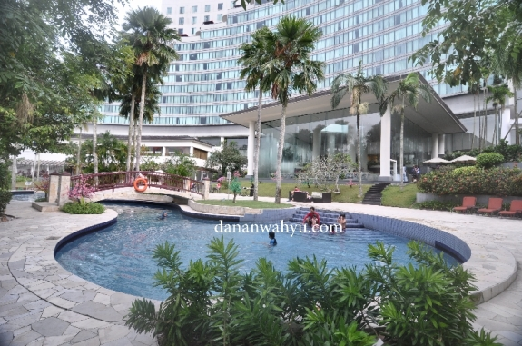 Thistle Johor Bahru , hotel mewah di ujung semenanjung Malaka