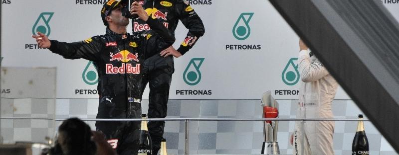 Formula 1 Petronas Malaysia Grand Prix 2016