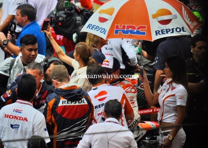 Marquez jawara tahun lalu dan tim