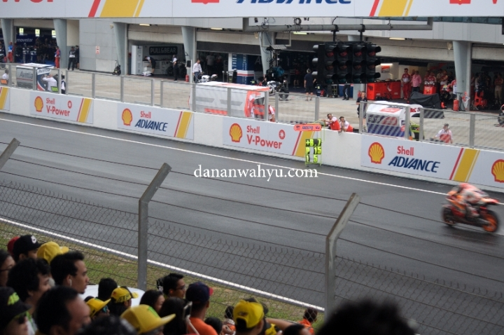 Marquez memimpin étape terakhir