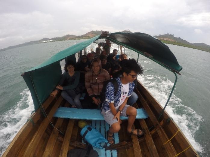 Trip Bedol Desa Blogger Kepri