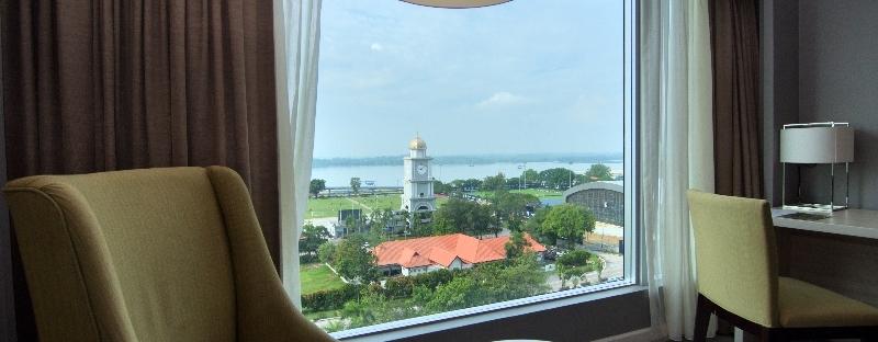 thistle hotel Johor Bahru