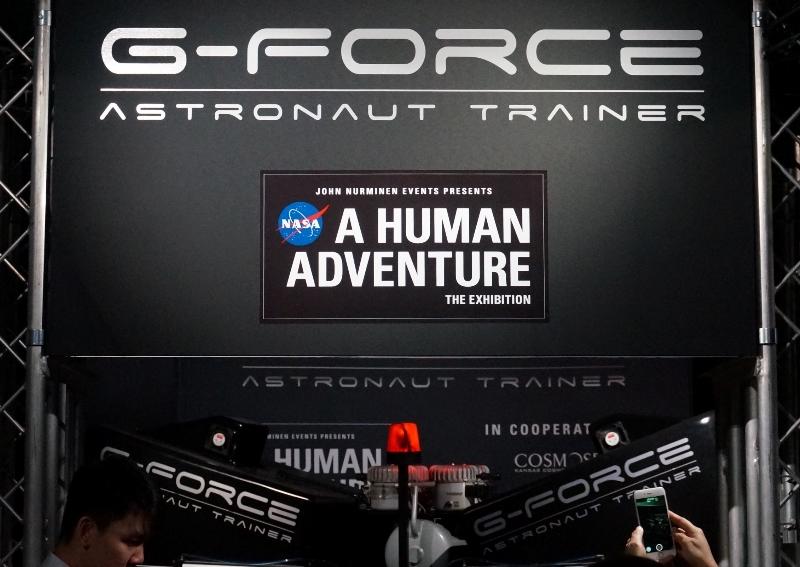 NASA - A Human Adventurer