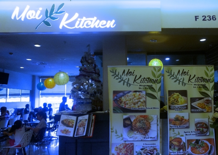Moi Kitchen , Resto sederhana di Mega Mall Batam Center