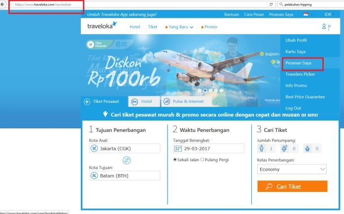 Liburan Makin Fleksibel Dengan Easy Reschedule Traveloka